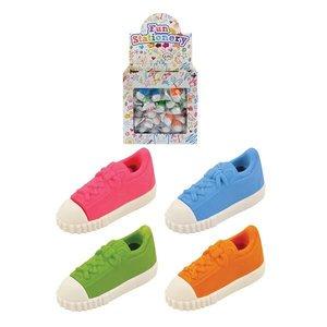 Huismerk Uitdeelcadeautjes - Sneaker Schoenen Gummen in Traktatiebox (84 stuks)