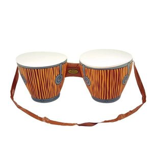 Henbrandt Opblaasbare Bongo Drumstel | Beach Party | Inflatable Drums
