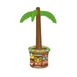 Henbrandt Opblaasbare Palm Boom Drank / Bier Koeler | Beach Party Palmboom | 66 cm Hoog