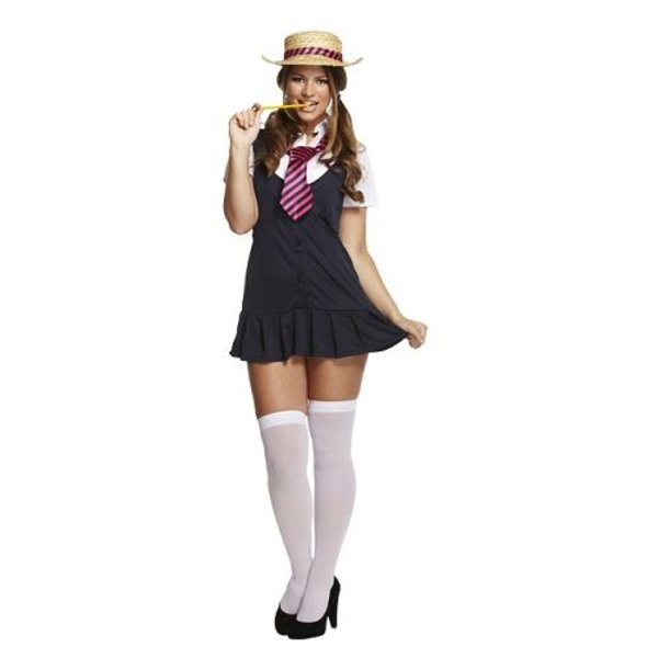 Lily goes back to class for st trinians picture
