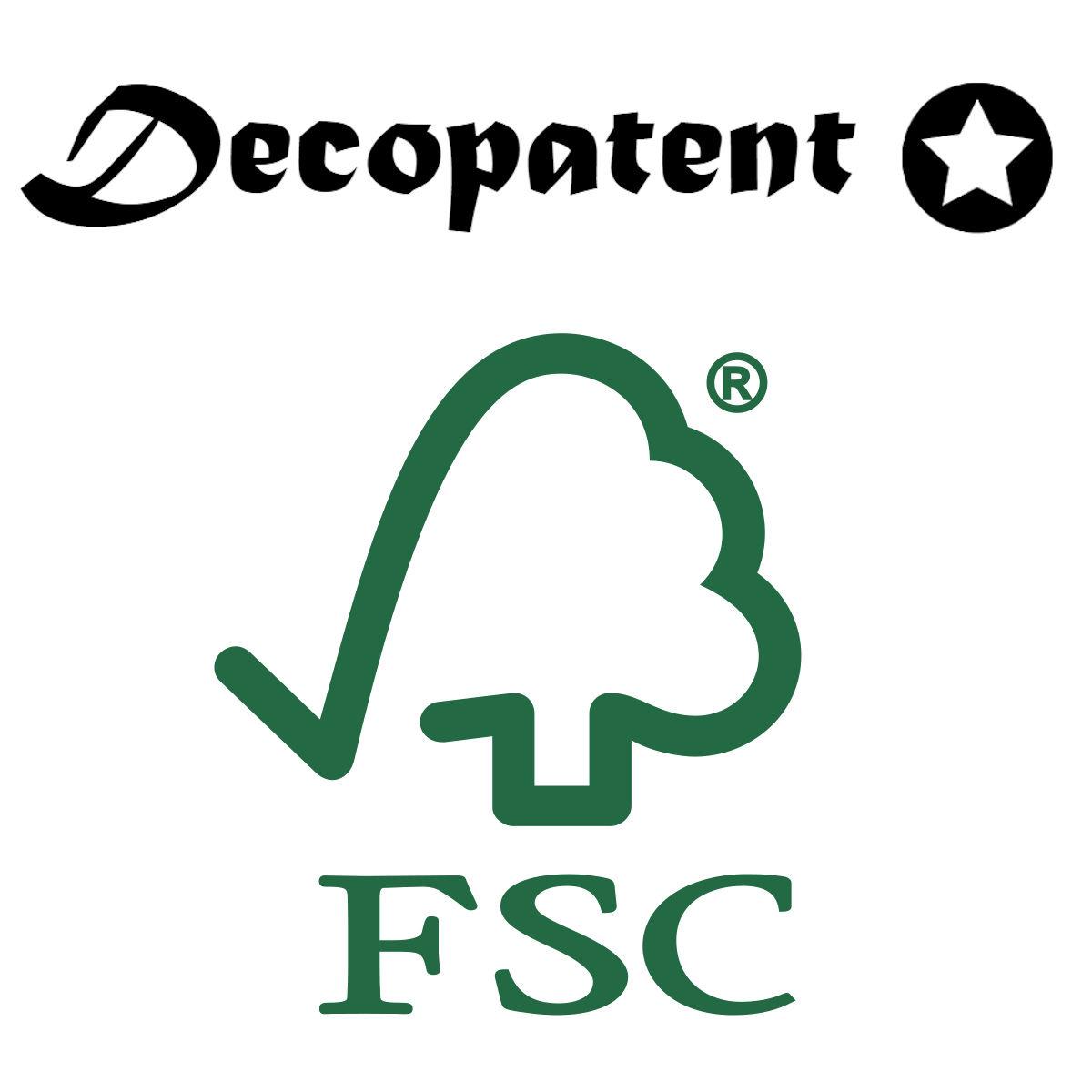 Decopatent® - Brengt het gezellige gevoel in elke Woonsituatie !.