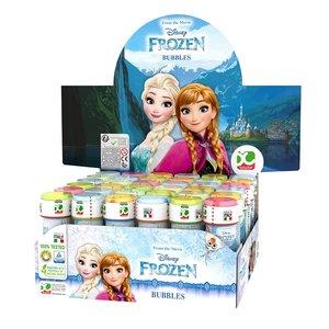 Huismerk Uitdeelcadeautjes - Disney Frozen Bellenblaas, 60ml in Display (36 stuks)