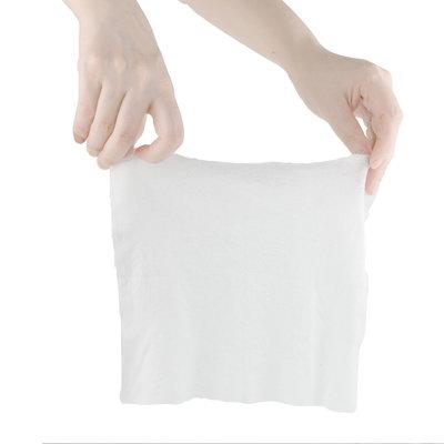 Decopatent 20 STUKS Reis Handdoeken voor op Reis / Onderweg of Vakantie - Compressed Towels - gecomprimeerde doekjes - Travel Towel / Handdoek - Hygiene doekjes in TABLET VORM Met water veranderd dit tablet in een doekje - Decopatent®