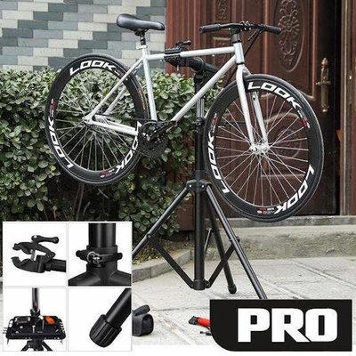Decopatent PRO DELUXE Montagestandaard fiets - Professionele uitvoering - Extra Luxe - 360° draaibaar, hoogte verstelbaar, met grote gereedschapsbak en stuurhouder - Fietsreparatiestandaard - O.a voor racefiets, MTB fietsen standaard - Decopatent®