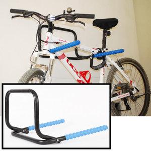 Decopatent Decopatent® Muur Ophangsysteem voor 2 Fietsen & Inklapbaar - Ophang systeem fiets - Ophangen aan muur - Houder muur - Wandmontage