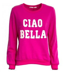 Sweater Ciao bella pink