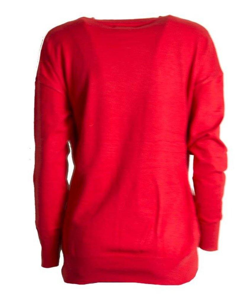 Ambika Trui Red