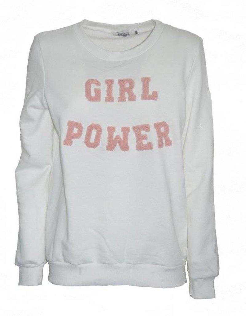 Sweater girl power