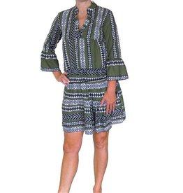 Envy Tuniek jurk groen