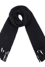 Yehwang Winter sjaal zwart