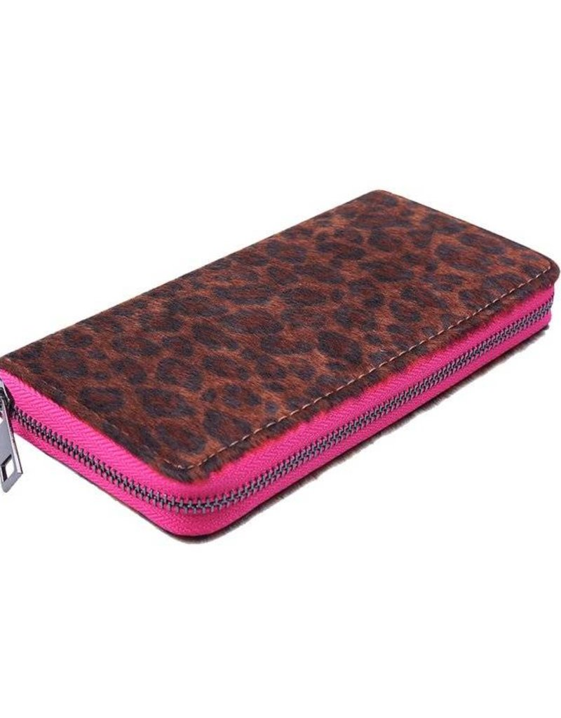Trendy Portemonnee.Portemonnee Leopard Shop Je Online Bij Musthavesboetiek Com