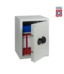 Sistec MT6+ SKG Gecertificeerd brandwerende kluis elektronisch slot