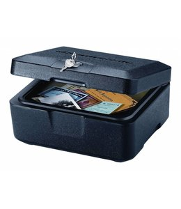 Sentry 0500 vuurbestendige documentkoffer Brandwerende Box (kleine)**VERPAKKINGSCHADE** -