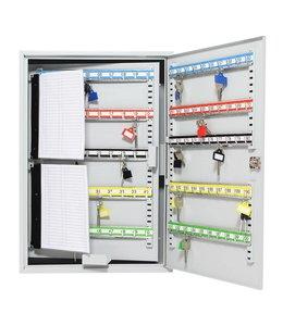 Rottner Tresor S200 sleutelkast voor 200 sleutels - Lichtgrijs