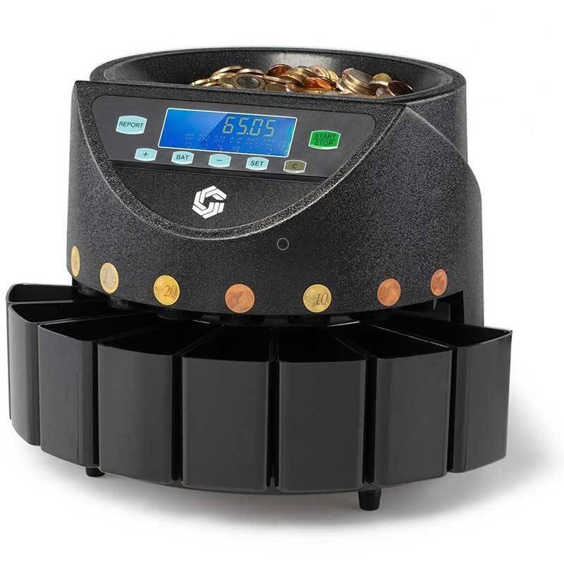 Munttelmachine - Geldtelmachine Pro CS270 Plus