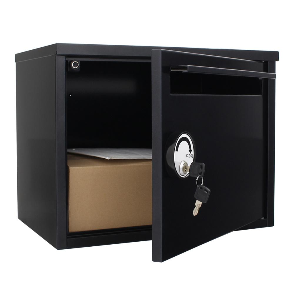 Pakketbrievenbus Parcel Keeper - Zwart