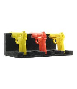 Rottner Tresor Wapenhouder / pistoolhouder voor 5 pistolen - op maat te maken