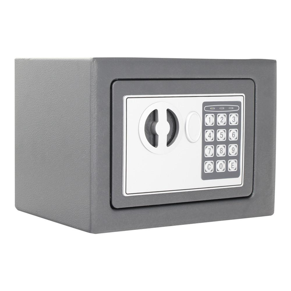 Elektronische kluis - Privekluis HomeStar 1 EL - Antraciet