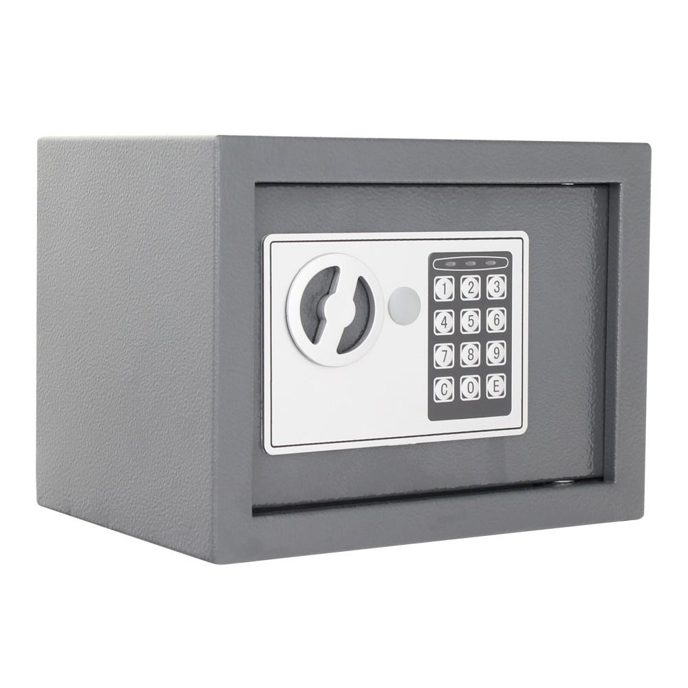 Elektronische kluis - Privekluis HomeStar 2 EL - Antraciet