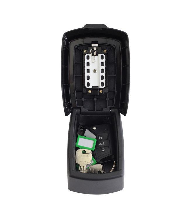 Rottner Tresor  Sleutelkluis voor buiten Keykeeper  XL - met code - Zwart