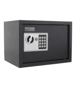 Rottner Tresor Elektronische kluis / Privekluis HomeStar 3 EL - Antraciet