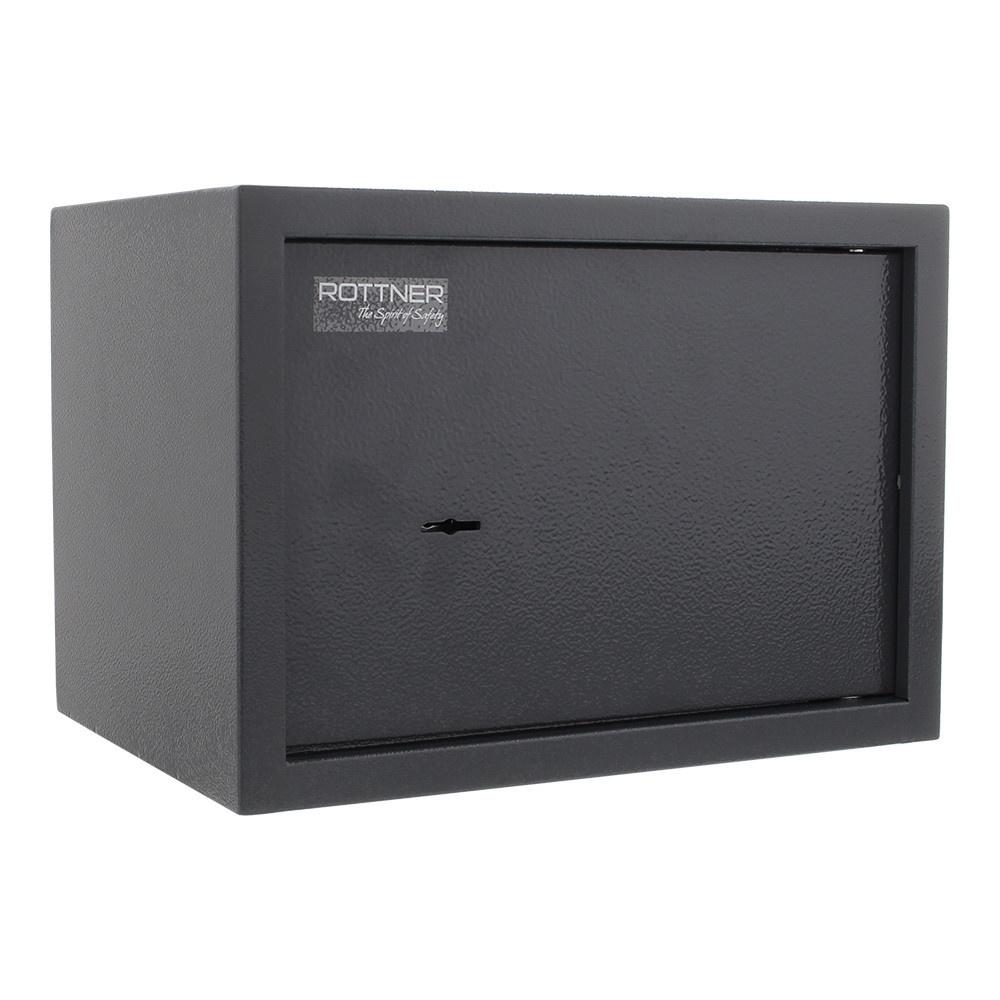 Kluis met sleutel - Privekluis HomeStar 3 - Antraciet