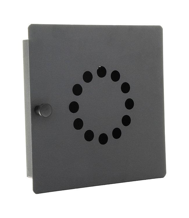 Rottner Tresor Sleutelkast Key Point voor 10 sleutels - Antraciet