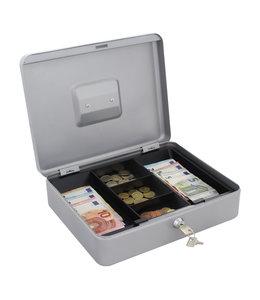 Rottner Tresor Geldkistje HomeStar Cash  4 - met handvat - Zilver