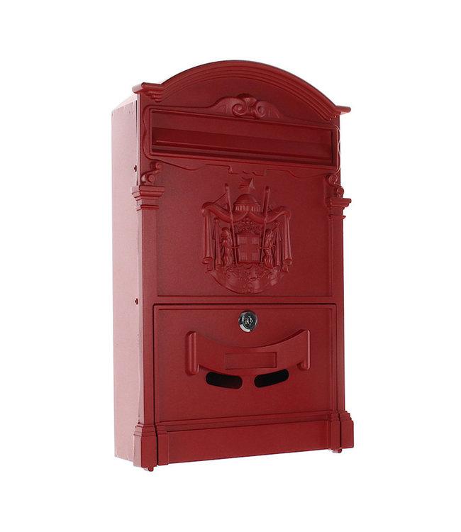 Rottner Tresor Engelse brievenbus Ashford - Rood