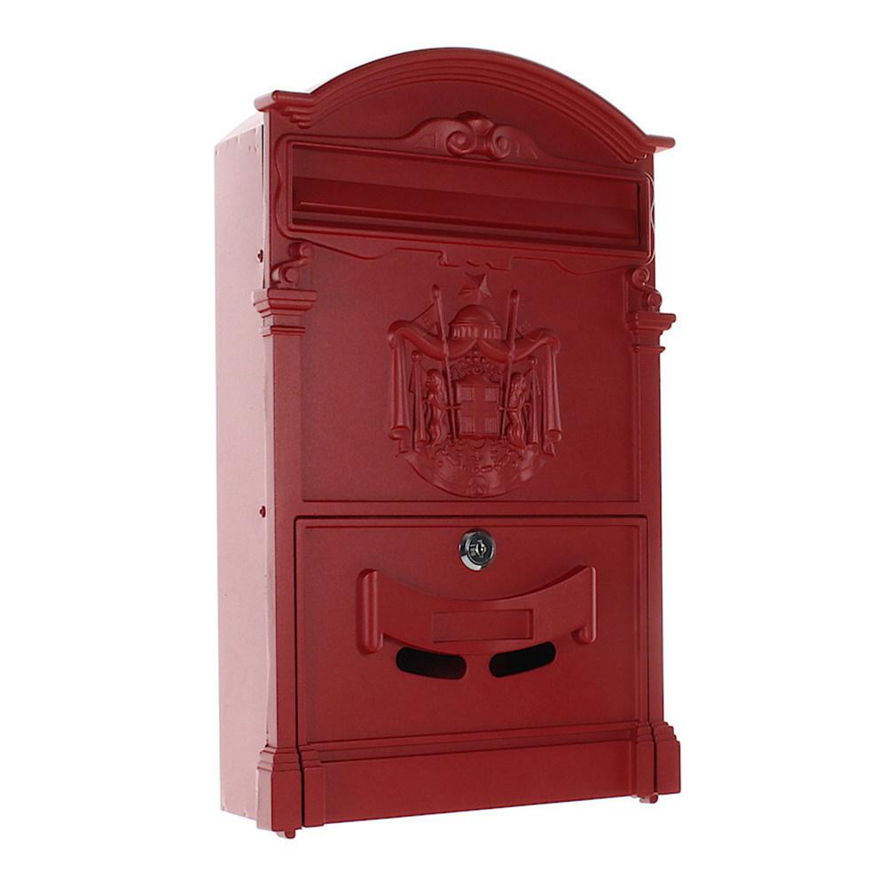 Engelse brievenbus Ashford - Rood