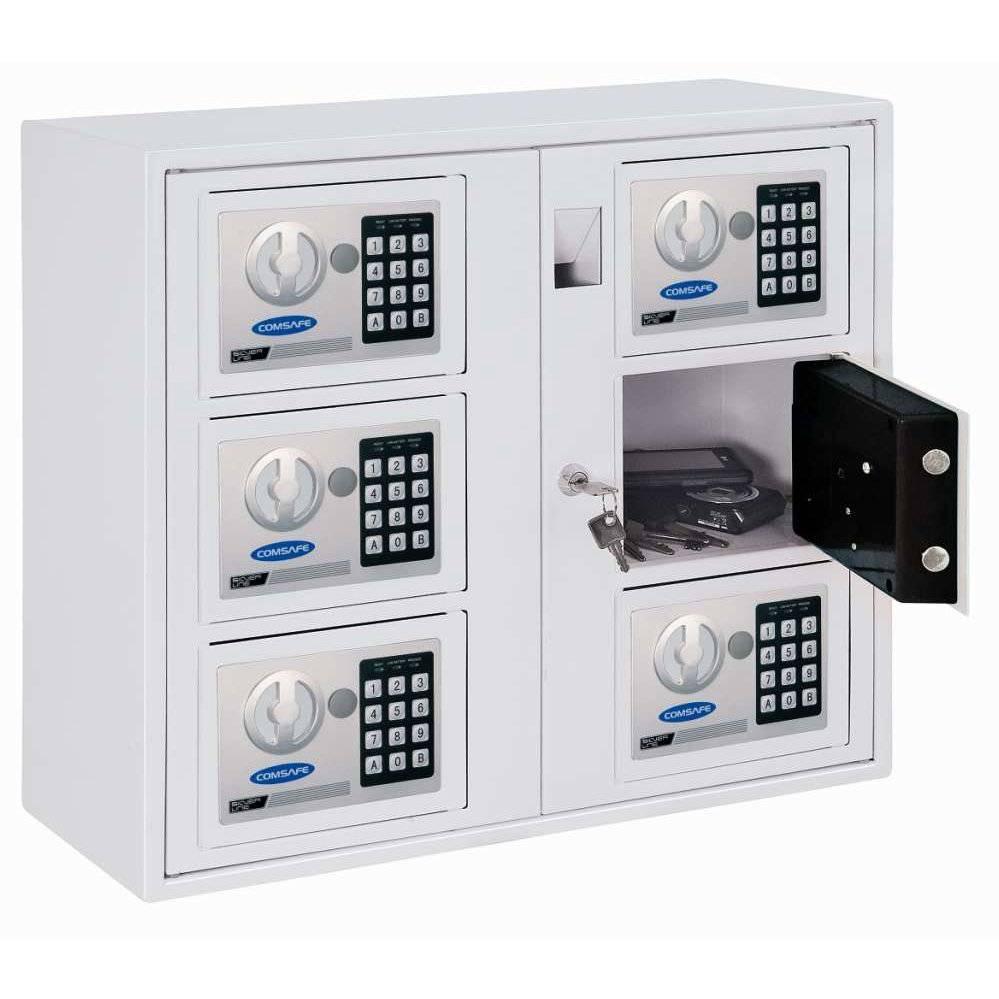 Multi kluis systeem Key System 6 - Wit