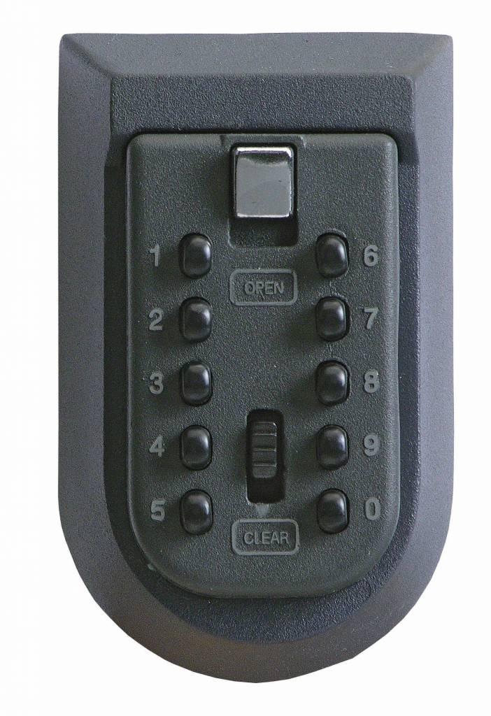 Keykeeper Sleutelkluis voor buiten - Sleutelkastje met code