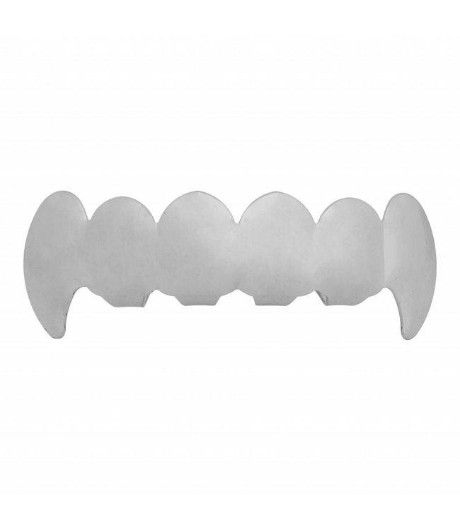 GrillzShop Grillz tanden - bovenkant - Goud VAMPIER - zelf op maat te maken