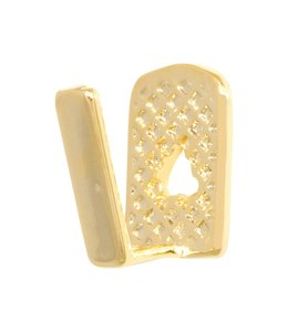 GrillzShop Gouden tand  Gold line **NIEUW**