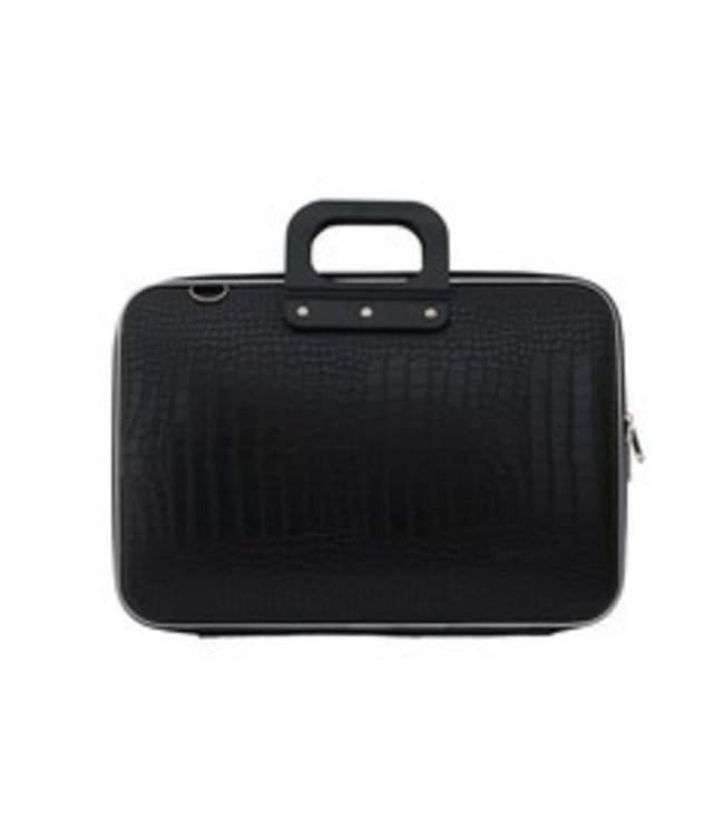 Bombata Cocco Laptoptas 15,6 Inch Zwart Mat