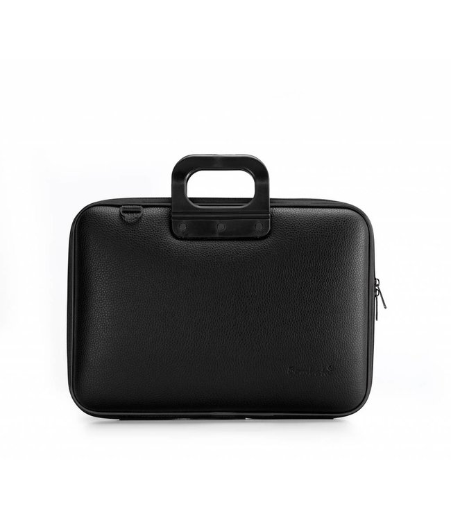 Bombata Classic Laptoptas 15,6 inch All Black