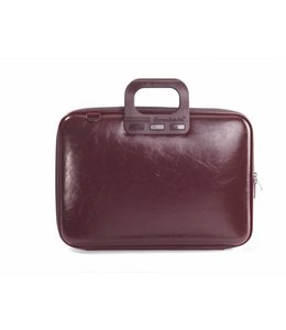 Bombata Evolution Laptoptas 15,6 inch - Burgundy
