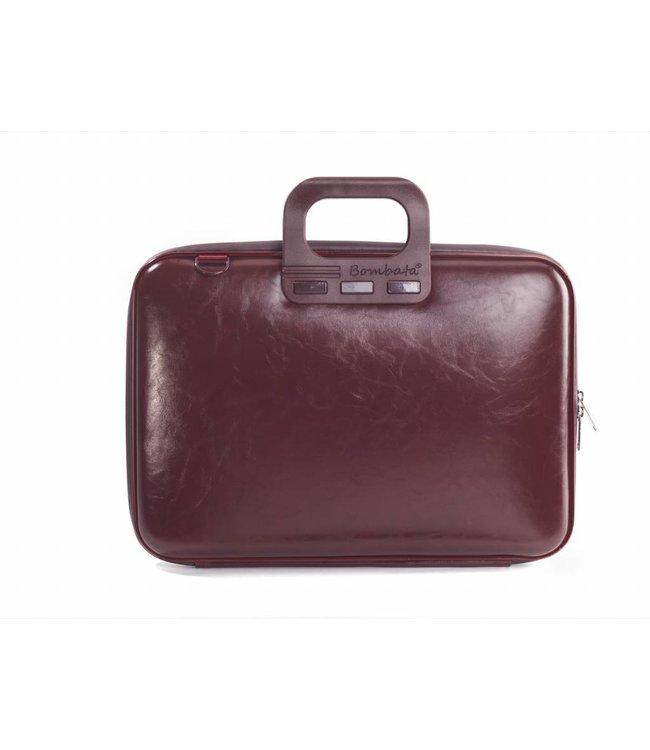 Bombata Evolution Laptoptas 15,6 inch - Burgundy