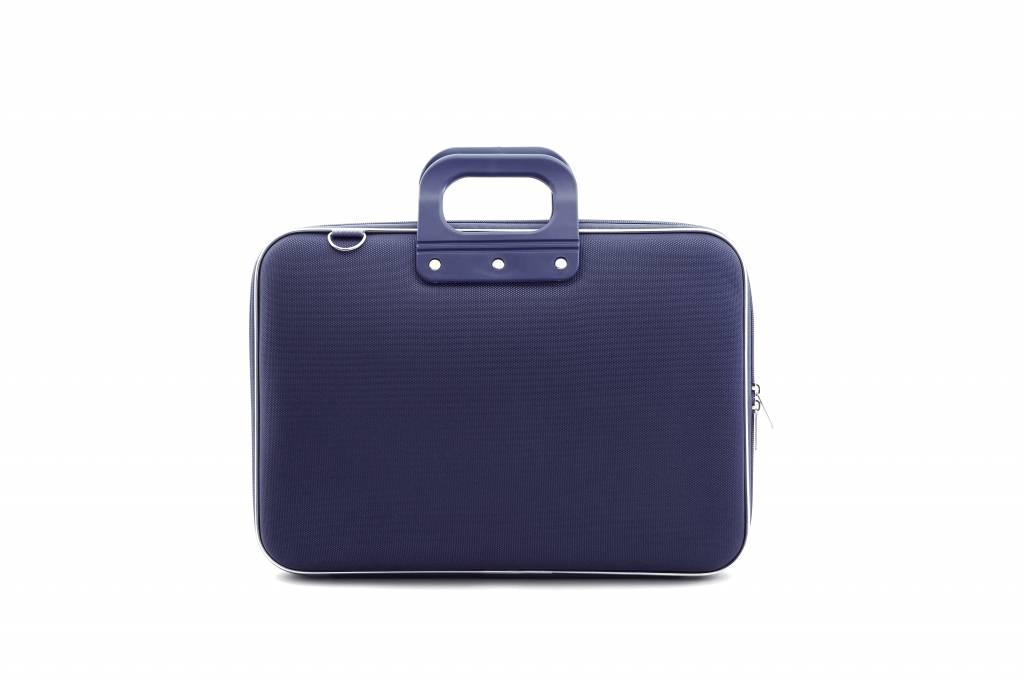 Nylon Laptoptas 13 inch Blauw