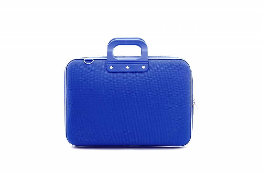 3d0d03821d3 Nylon Laptoptas 13 inch Cobalt Blauw. 50.00 bij bombata.webshopapp.com