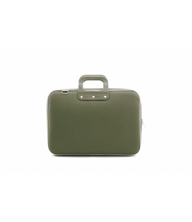 Bombata Nylon Laptoptas 15,6 Inch Groen