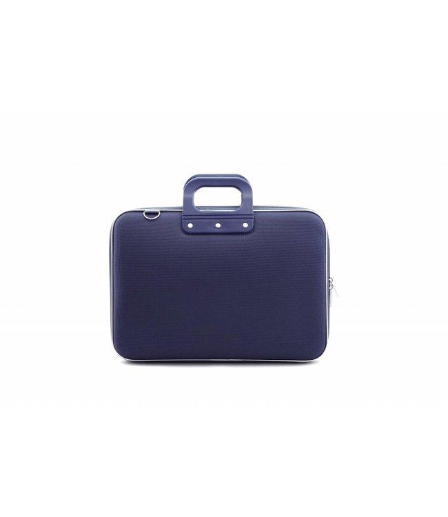 Bombata Nylon Laptoptas 15,6 Inch Blauw