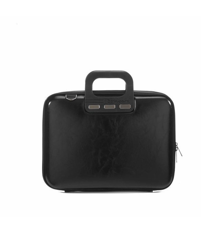 Bombata Evolution Laptoptas 15,6 inch Zwart