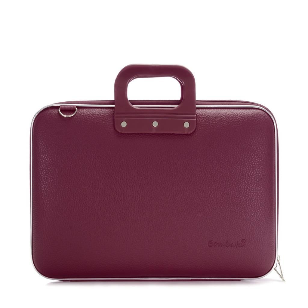 Maxi Laptoptas 17,3 Inch Pruim/Paars