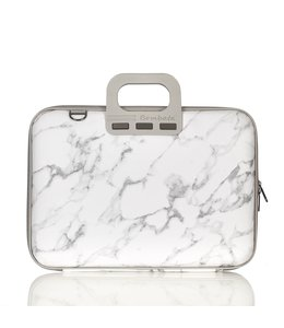 Bombata Classic Laptoptas 15,6 inch LIMITED EDITION - CARRARA