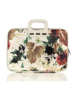 Bombata Laptoptas 15,6 inch LIMITED EDITION - FLORA