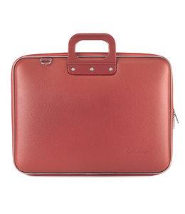Bombata Maxi Laptoptas 17,3 inch Koraal - Rood