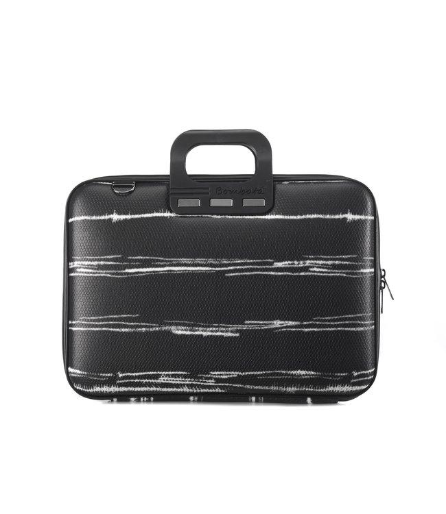 Bombata Laptoptas 15,6 inch - Black / White