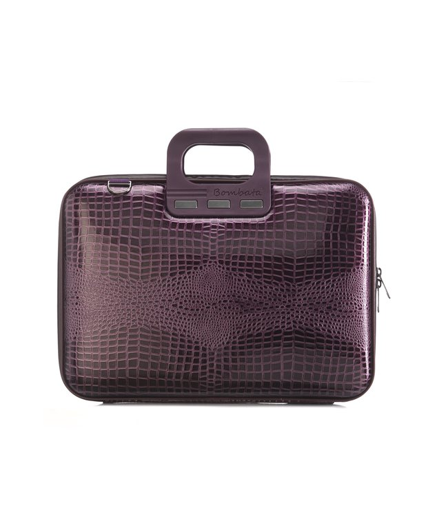 Bombata Shiny cocco Laptoptas 15,6 inch - Violet