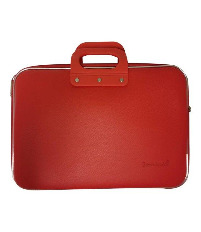 Bombata Business Laptoptas 15,6 inch Rood